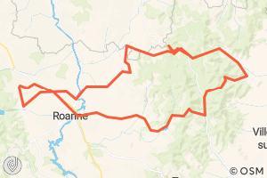 carte du roadbook